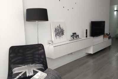 Просторная квартира со стильным ремонтом в хорошем районе